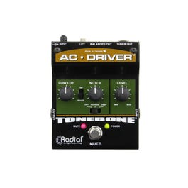 Radial Tonebone AC-Driver Acoustic Preamp Pedal