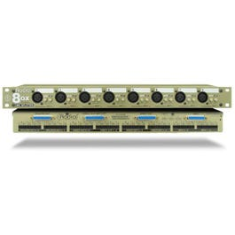 Image for 8ox Rackmount 8 Channel Microphone Splitter from SamAsh
