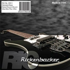 Image for 95511 Electric Bass 4 String Set (45-105) from SamAsh