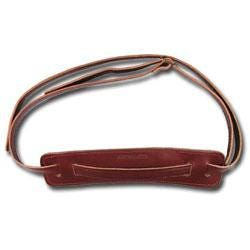 Image for Vintage Style Guitar Strap (Maroon) from SamAsh