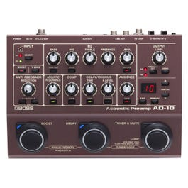 Image for AD-10 Acoustic Preamp from SamAsh