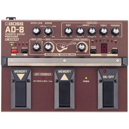 Image for AD-8 Acoustic Guitar Processor from SamAsh