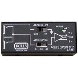 Image for ADB2 Active Direct Box from SamAsh