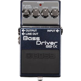 Image for BB-1X Bass Driver Effect Pedal from SamAsh