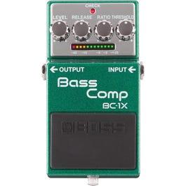 Boss BC-1X Bass Comp Bass Compressor Pedal