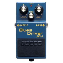 Image for BD-2 Blues Driver Overdrive Pedal from SamAsh