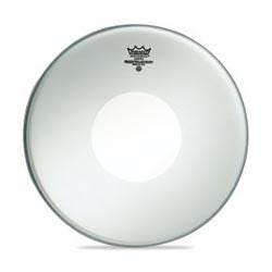 Image for Coated Controlled Sound with Clear Dot Drum Head from SamAsh