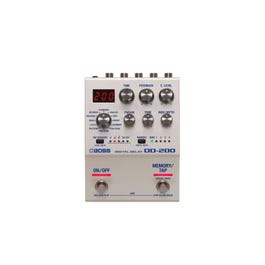 Image for DD-200 Digital Delay Guitar Effects Pedal from SamAsh