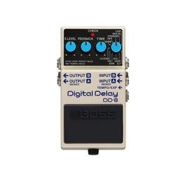 Image for DD-8 Digital Delay Guitar Effect Pedal from SamAsh