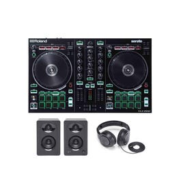 Image for DJ-202 DJ Controller with Speakers and Headphones from SamAsh