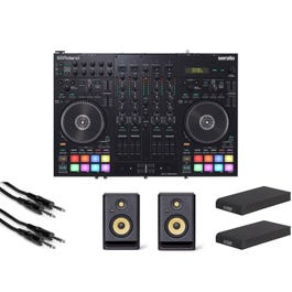 Image for DJ-707 DJ Controller with Speakers