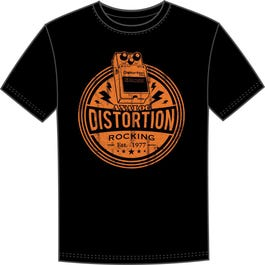 Image for DS-1 Distortion Pedal T-Shirt from SamAsh
