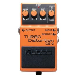 Image for DS-2 Turbo Distortion Pedal from SamAsh