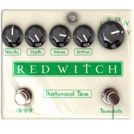 Image for Pentavocal Tremolo Effect Pedal from SamAsh