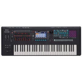 Image for Fantom-6 Music Workstation Keyboard (Open Box) from SamAsh