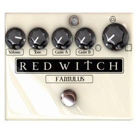 Image for Famulus Distortion Effect Pedal from SamAsh
