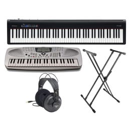 Image for FP-30 Player Piano Pack with Portable Keyboard, Headphones, and Stand from SamAsh