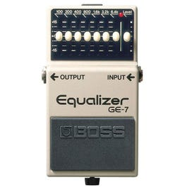 Image for GE-7 Graphic Equalizer Pedal from SamAsh