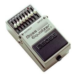 Image for GEB-7 Bass Equalizer Effect Pedal from SamAsh