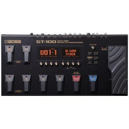 Image for GT-100 Guitar Multi Effect Pedal from SamAsh