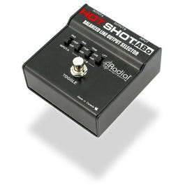 Image for HotShot ABo 1x2 Mic Selector from SamAsh