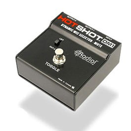 Image for DM1 HotShot Stage Mic Toggle/mute Foot Switch from SamAsh