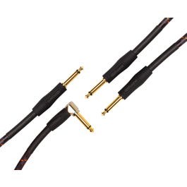 Image for RIC-G Gold Series Instrument Cable (Assorted Configurations) from SamAsh