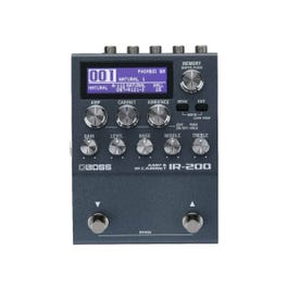 Image for IR-200 Amp & IR Cabinet Guitar Effects Pedal from Sam Ash