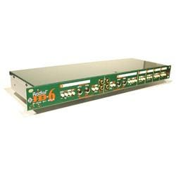 Image for JD6 Six Channel Rackmount Passive Direct Box from SamAsh