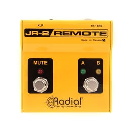 Image for JR2 Dual Remote Footswitch from SamAsh
