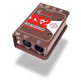Image for JS2 2 Way Mic Signal Splitter from SamAsh
