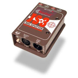 Image for JS3 3 Way Mic Signal Splitter from SamAsh