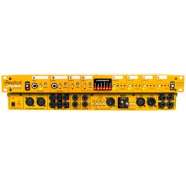 Radial JX44 Guitar Signal Manager