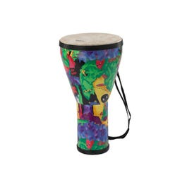 Image for Kids Percussion Djembe Drum - Fabric Rain Forest