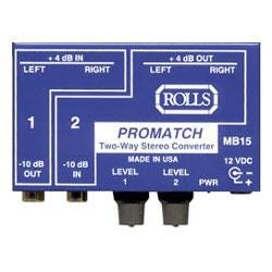Image for MB15B Promatch Converter from SamAsh