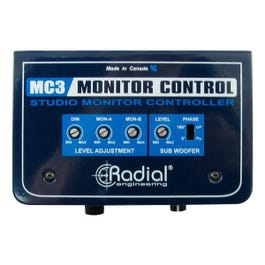 Image for MC3 Monitor Controller from SamAsh