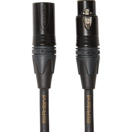 Image for RMC-G Gold Series Microphone Cable, Neutrik XLR Connectors from SamAsh