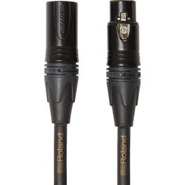 Image for RMC-GQ Gold Series Quad Microphone Cable from SamAsh