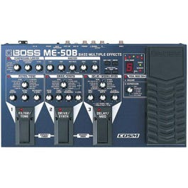 Image for ME-50B Bass Multi Effect Pedal from SamAsh