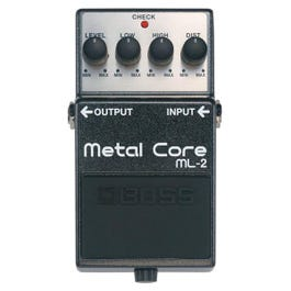 Image for ML-2 Metal Core Distortion Pedal from SamAsh