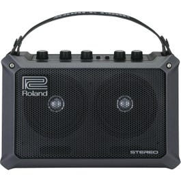 Image for Mobile Cube Battery Powered Stereo Amp from SamAsh