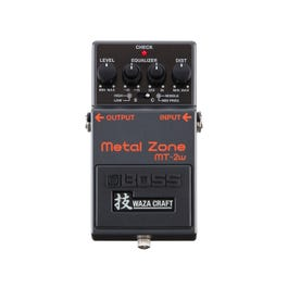 Image for Waza Craft MT-2W Metal Zone Distortion Guitar Effects Pedal from SamAsh