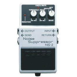 Image for NS-2 Noise Suppressor Pedal from SamAsh