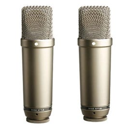 """Image for NT1A 1"""" Studio Condenser Microphones from SamAsh"""