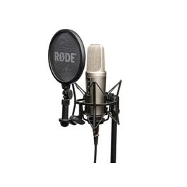 Image for NT2-A Multi-Pattern Condenser Microphone Kit from SamAsh