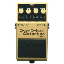 Image for OS-2 OverDrive/Distortion Pedal from SamAsh