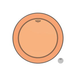 Image for Powerstroke P3 Colortone Bass Drumhead - Orange from SamAsh