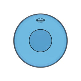Image for Powerstroke 77 Colortone Snare Drumhead - Blue from SamAsh