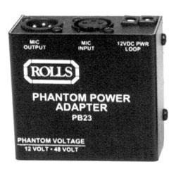 Image for PB23 Phantom Power Supply from SamAsh
