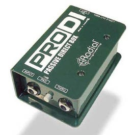 Image for ProDI Single Channel Passive Direct Box from SamAsh